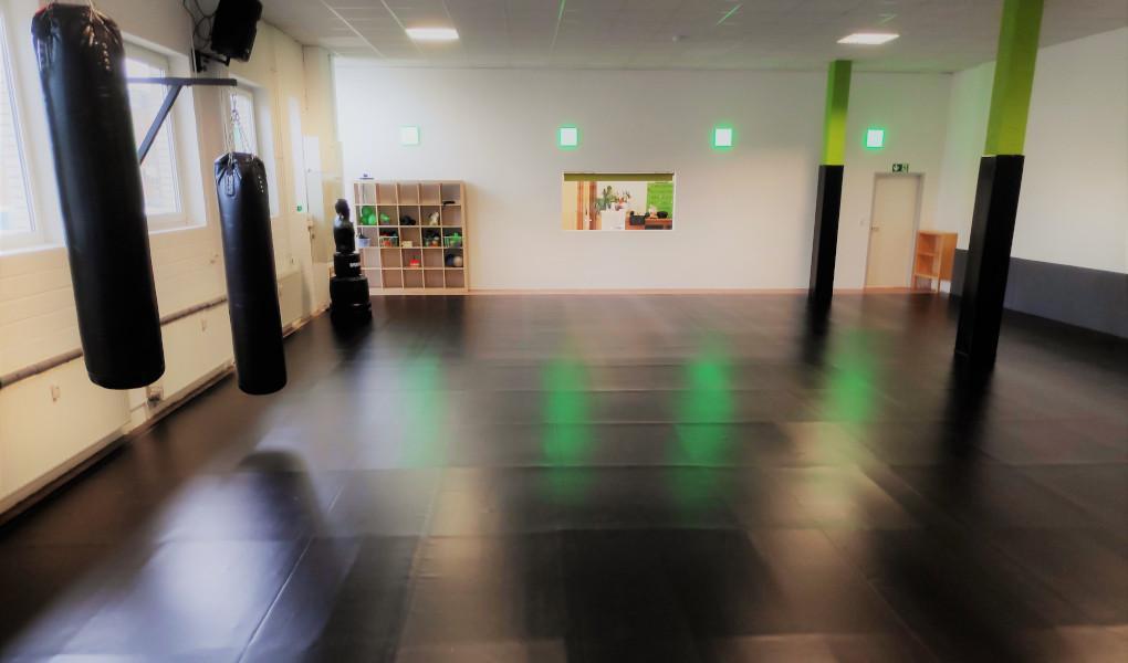 Gym image-Educate Sports