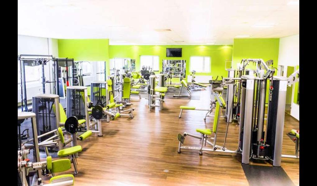 Gym image-Maxx Fitness Premium