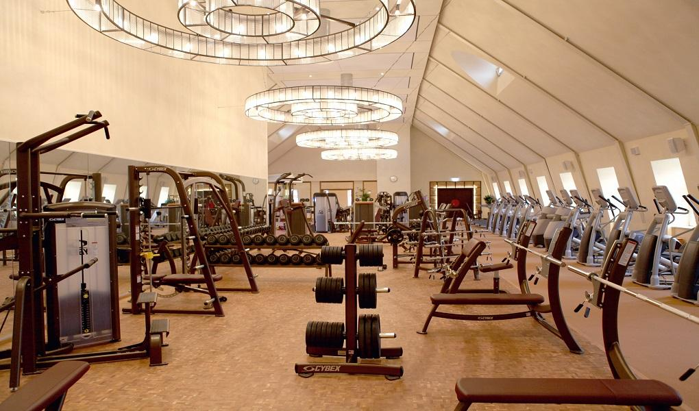 Gym image-Meridian Spa & Fitness Barmbek