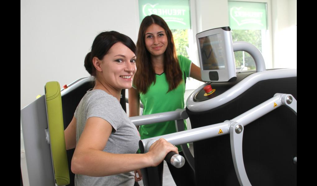 Gym image-Treuherz Therapiezentrum