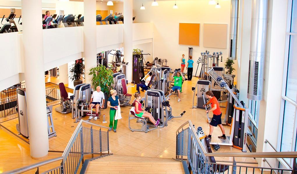Studio Foto-Meridian Spa & Fitness Sophienhof
