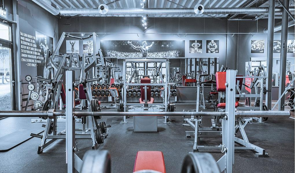 Gym image-FITNESS FOR YOU!