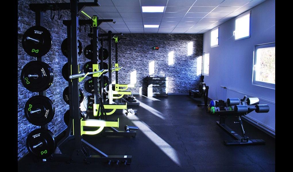 Gym image-Fitness Life