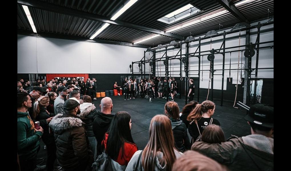 Studio Foto-CrossFit Oberhausen (Staycross)