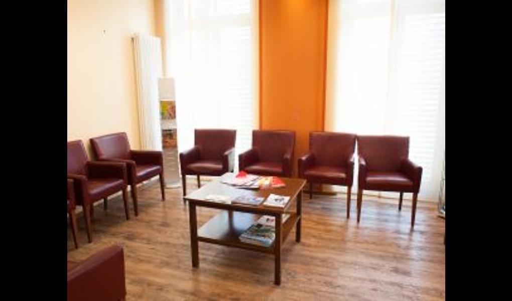 Studio Foto-Casa medico Medizinische Trainingstherapie