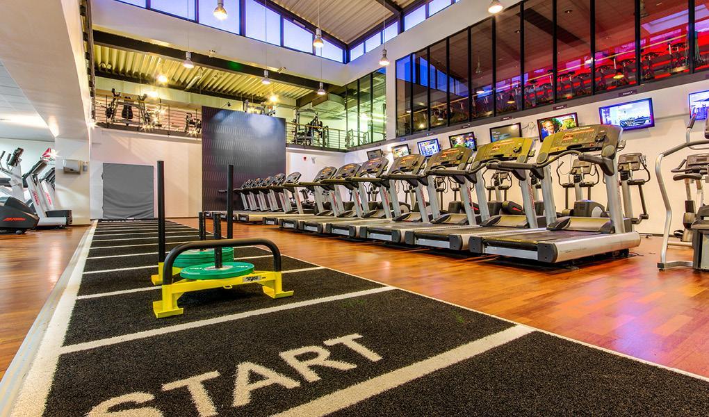 Gym image-Fitness First - Schildergasse