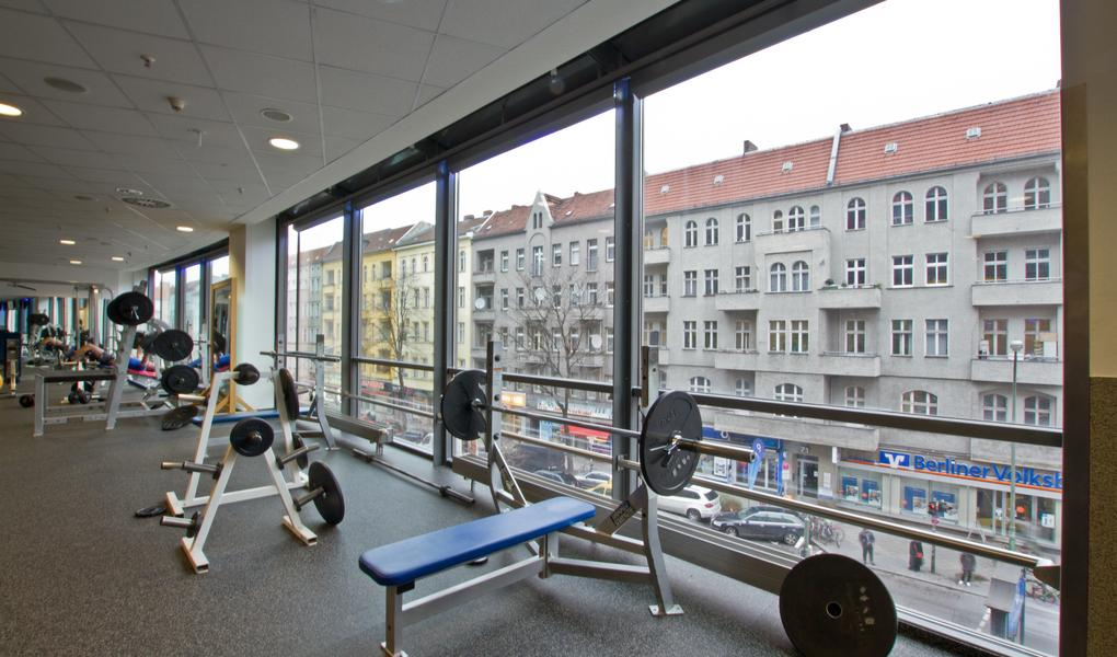 Studio Foto-Fitness First Neukölln