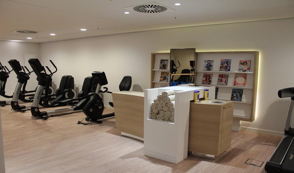 Gym image-The Westin Hamburg Spa