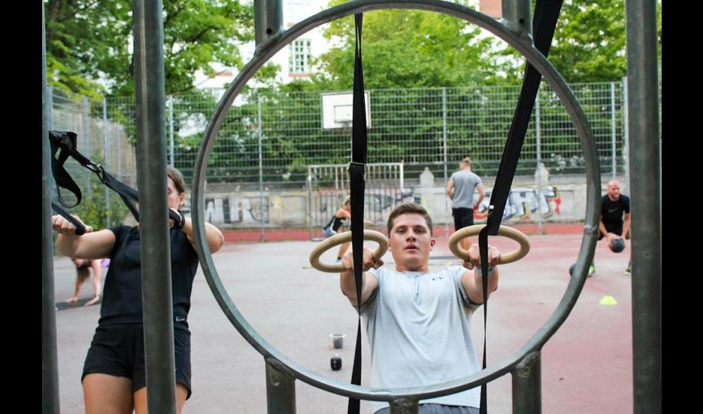 Gym image-Stefan Ramsauer Personal Training