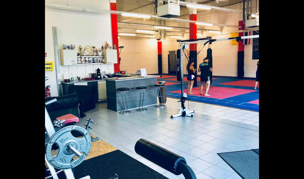 Gym image-Muay Thai Sugrib Gym Allgäu Kampfsportschule