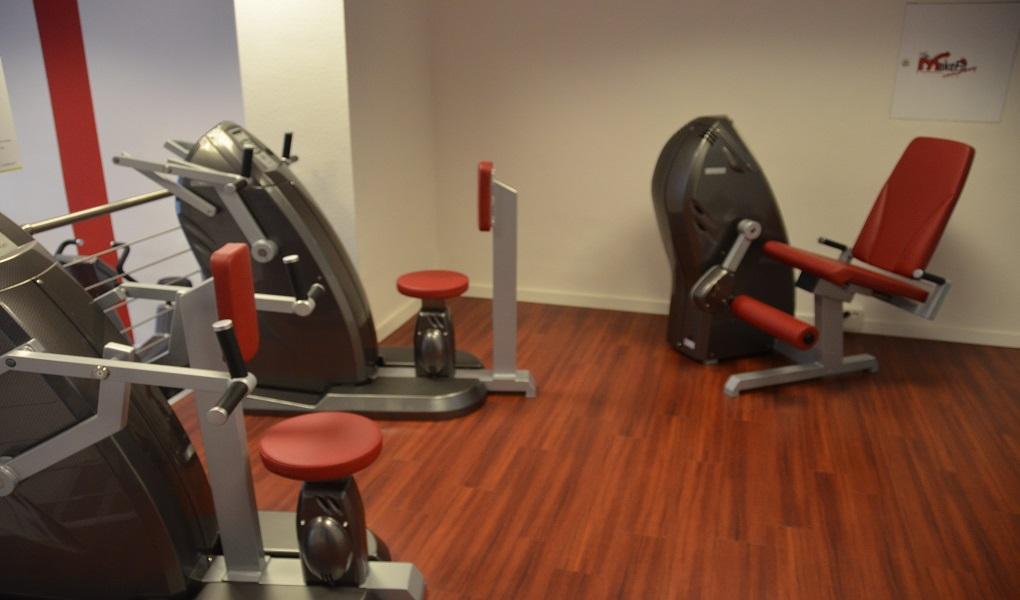 Gym image-Make Fit Company
