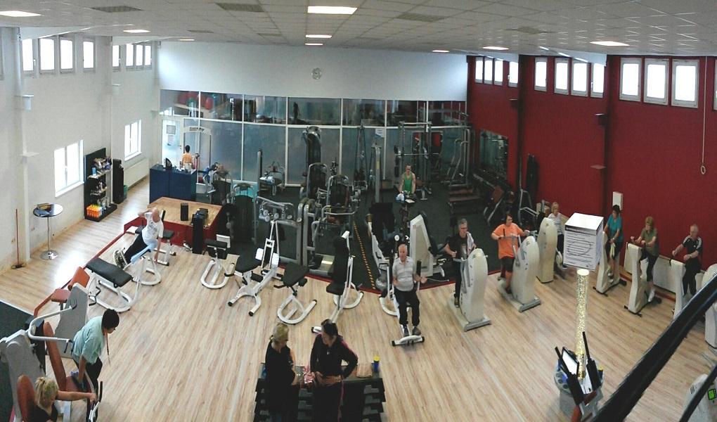 Gym image-Injoy Sport- und Wellnessclub Eberswalde