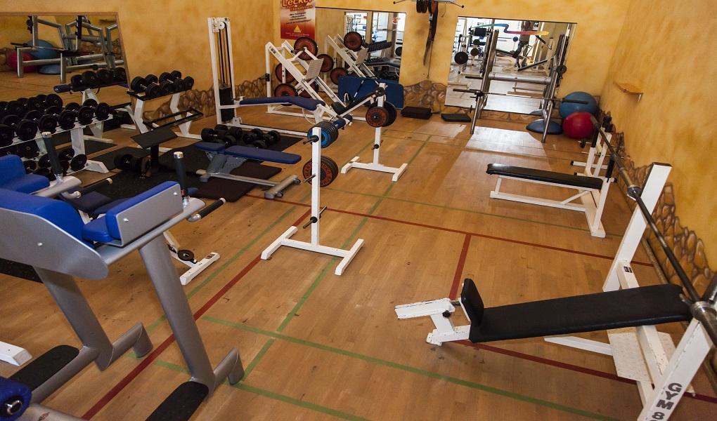 Gym image-Injoy