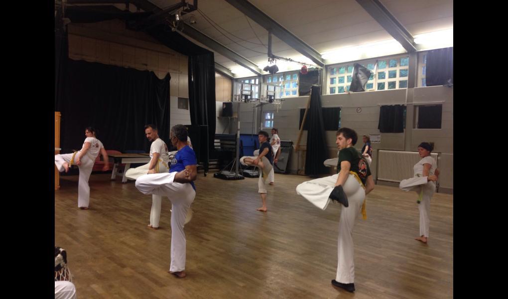 Gym image-International Capoeira Raiz