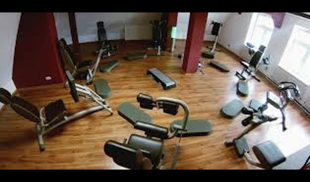 Studio Foto-Nautilus Fitnesscenter