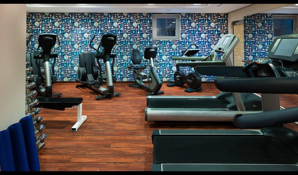 Gym image-Le SPA im Le Meridien München