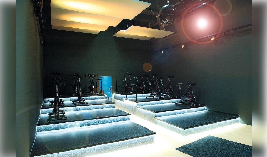Gym image-Sport Lounge Munte