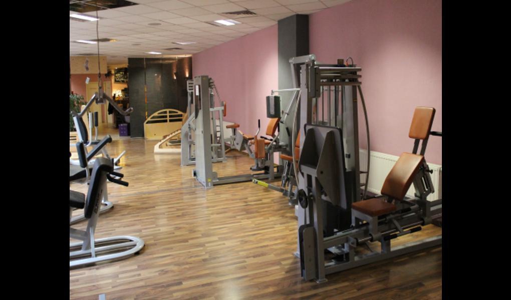 Gym image-City Fitness Lady