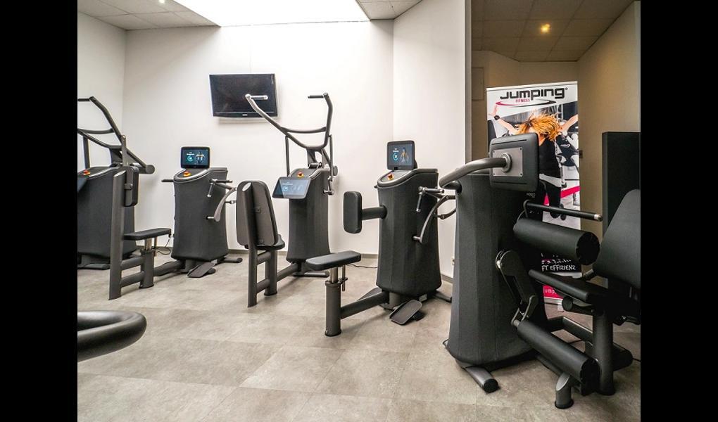 Gym image- Pep Fitnessanlage