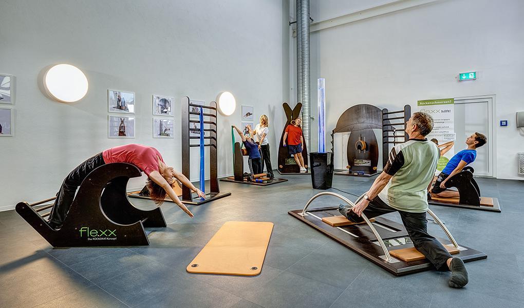 Gym image-Injoy Freizeit Center