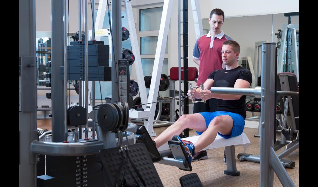 Gym image-Maxx! Gesundheitszentrum Rheinfelden