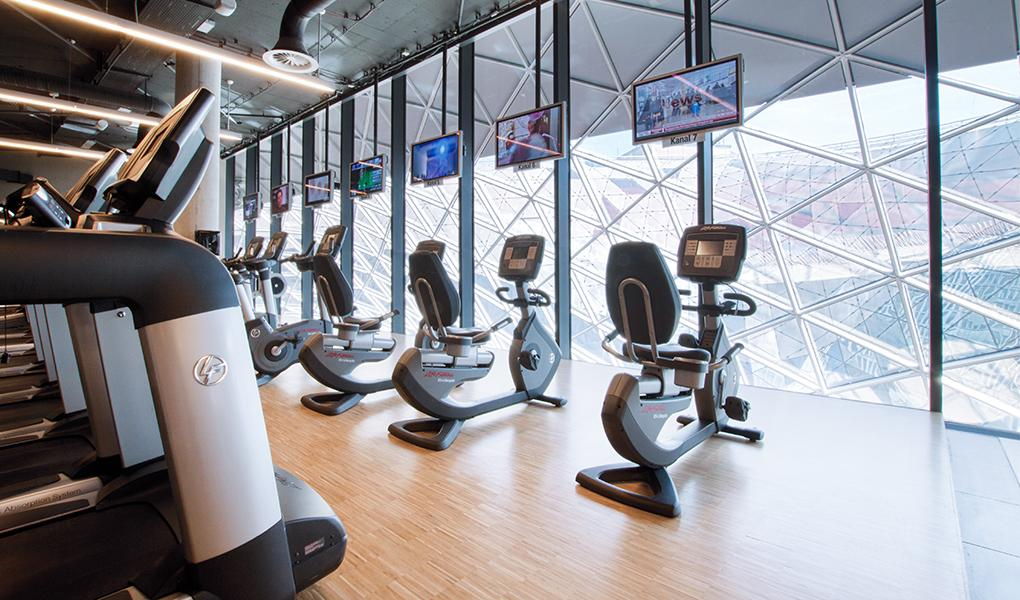 Studio Foto-Fitness First MyZeil