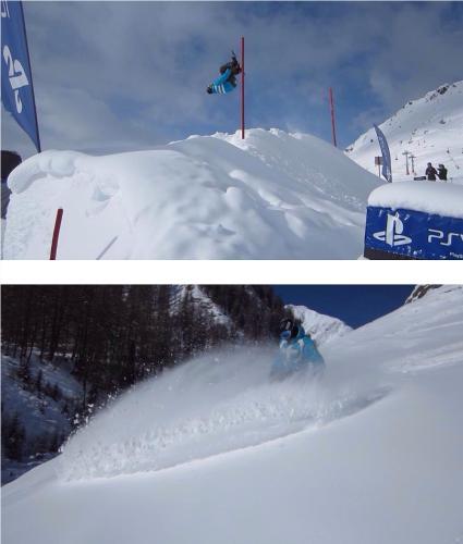 Snowboard WOW