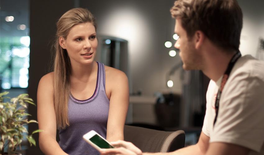Der Erfolg mit eGym: Vom Sportmuffel zum Power Yoga Fan