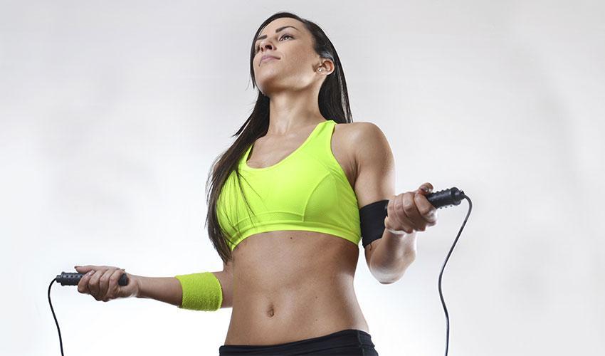 Zirkeltraining - optimal zu Hause trainieren