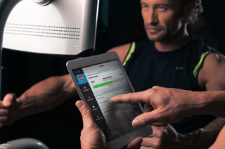 Digitale Trainingsbetreuung mit der eGym Trainer App