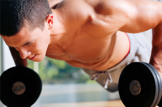 Das optimale Muskelaufbau-Trainingsprogramm mit eGym Premium