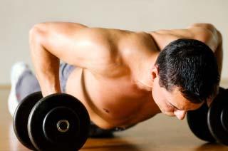 Muskelaufbau Tipps - Muskelauslastung