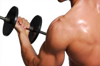 Muskelaufbau Tipps - Bewegungsgeschwindigkeit