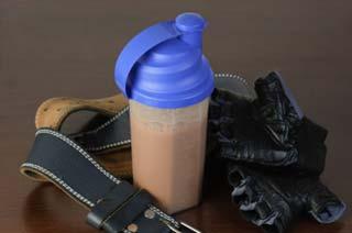 Muskelaufbau Tipps - Ernährung