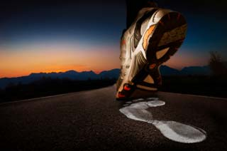 Der optimale Laufschuh