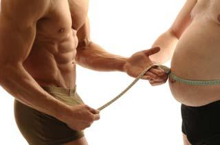 Wie viel Körperfett ist ideal?