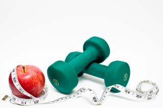 Abnehmen: Ernährung VOR und NACH dem Sport.