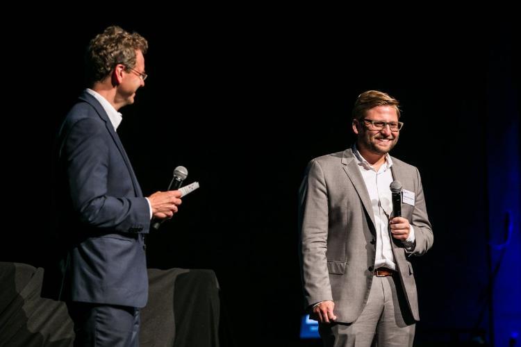 Dr. Carsten Rudolph im Gespräch mit Philipp Roesch-Schlanderer