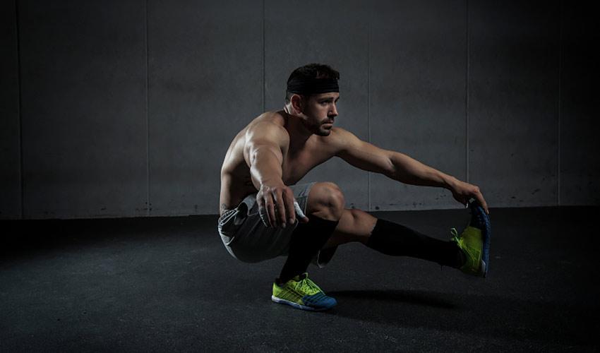 Trainiere auf einem Bein! - Single Leg Training