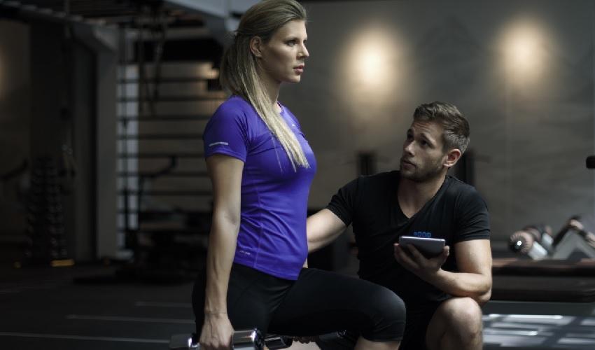 Die Trainer App: Fitnesstests & Analysen