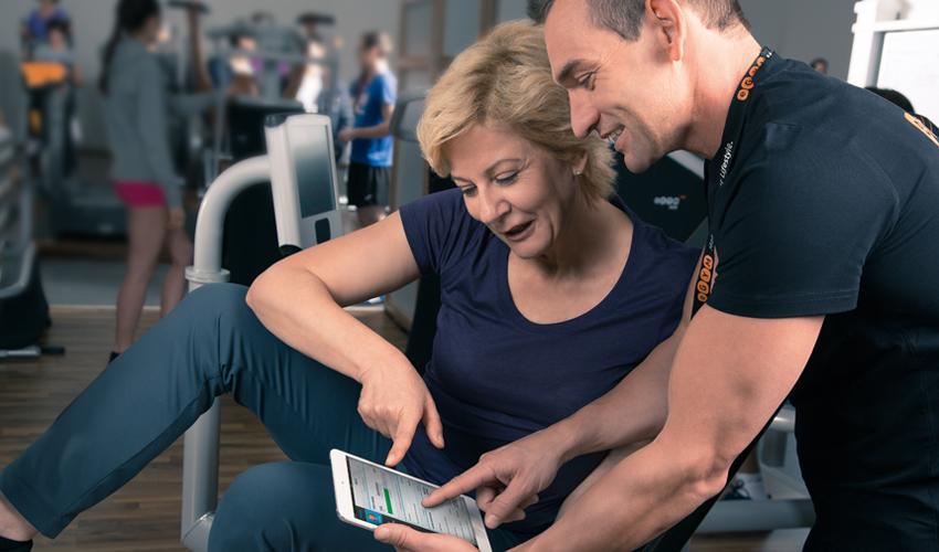 Die Trainer App: Anamnese der Mitglieder