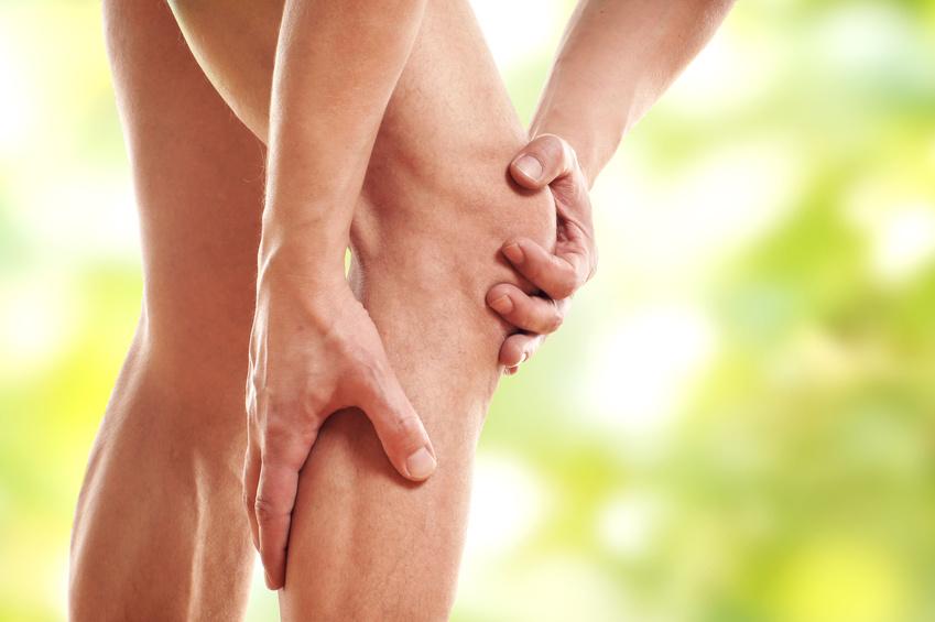 Krafttraining hilft gegen Knieschmerzen