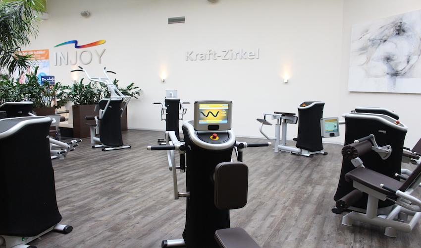 Zirkeltraining - Kraft und Ausdauer zugleich trainieren